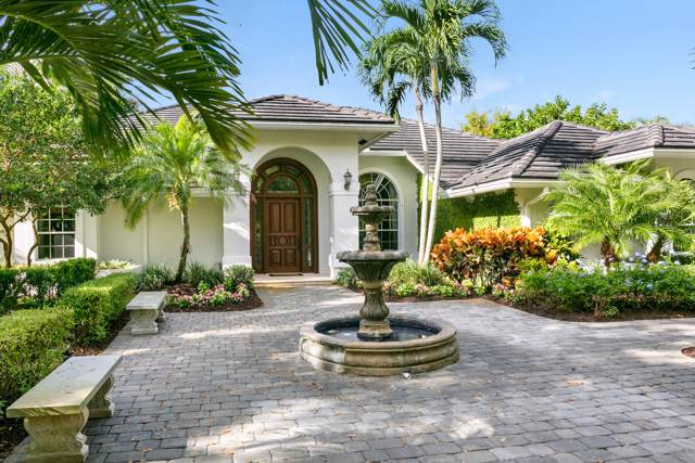 7675 Steeplechase Drive, Palm Beach Gardens, FL 33418 (#RX-10584722) :: Ryan Jennings Group