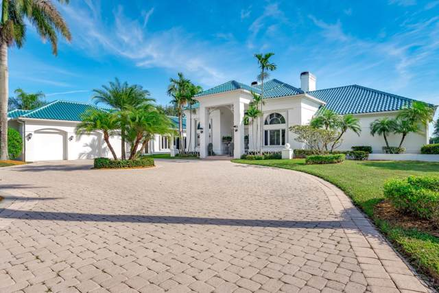 3220 Santa Barbara Drive, Wellington, FL 33414 (MLS #RX-10584916) :: Berkshire Hathaway HomeServices EWM Realty