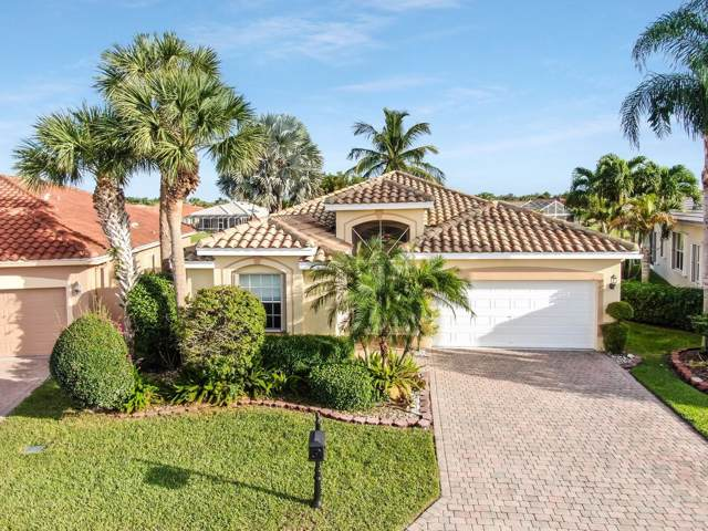 7726 Campania Drive, Boynton Beach, FL 33472 (#RX-10584944) :: Ryan Jennings Group