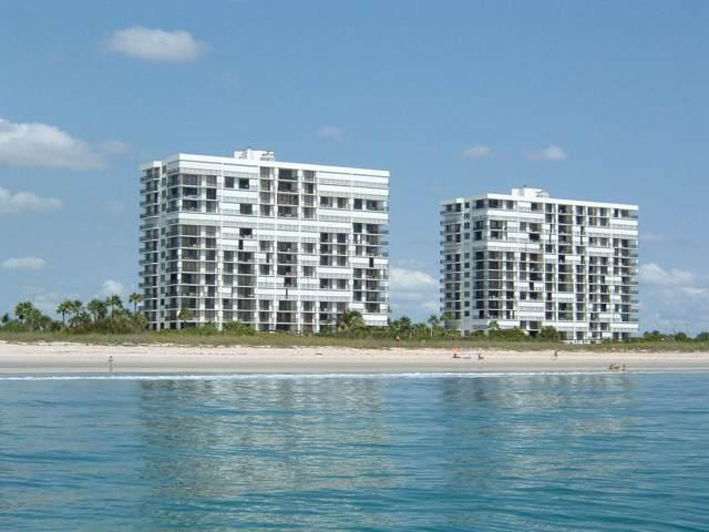 3150 N Highway A1a #502, Hutchinson Island, FL 34949 (MLS #RX-10584970) :: Berkshire Hathaway HomeServices EWM Realty