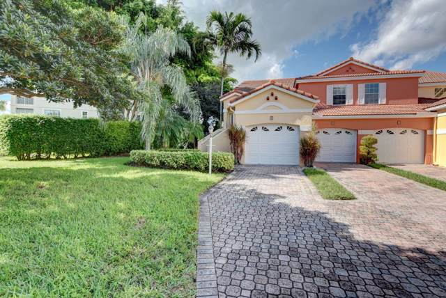 17051 Emile Street #8, Boca Raton, FL 33487 (MLS #RX-10584977) :: The Paiz Group