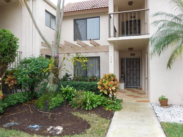 5785 Fairway Park Court #104, Boynton Beach, FL 33437 (#RX-10585010) :: Ryan Jennings Group