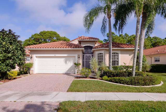 410 NW Sunview Way, Port Saint Lucie, FL 34986 (#RX-10585019) :: Ryan Jennings Group