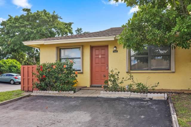 5162 Tennis Lane, Delray Beach, FL 33484 (MLS #RX-10585029) :: The Paiz Group