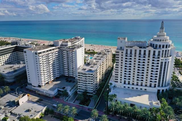1623 Collins Avenue #215, Miami Beach, FL 33139 (MLS #RX-10585034) :: Berkshire Hathaway HomeServices EWM Realty