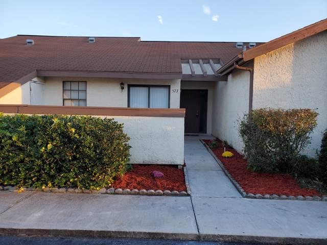 573 SW Tamworth Street, Port Saint Lucie, FL 34953 (#RX-10585066) :: Ryan Jennings Group