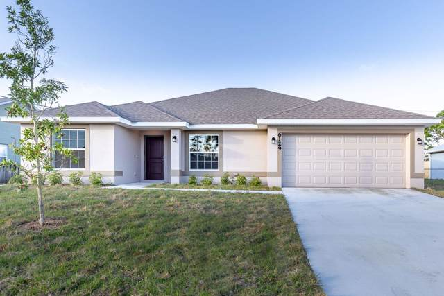 3092 SW Vittorio Street, Port Saint Lucie, FL 34953 (MLS #RX-10585089) :: Castelli Real Estate Services