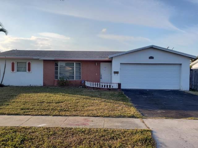219 Lyman Place, West Palm Beach, FL 33409 (MLS #RX-10585090) :: Castelli Real Estate Services