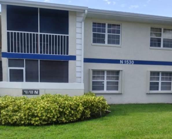 1530 SE Royal Green Circle #202, Port Saint Lucie, FL 34952 (MLS #RX-10585091) :: Castelli Real Estate Services