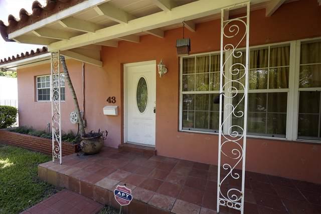 43 SW 4th Street A & B, Dania Beach, FL 33004 (MLS #RX-10585137) :: Castelli Real Estate Services