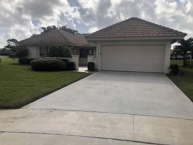 10338 Greentrail Drive N, Boynton Beach, FL 33436 (#RX-10585146) :: Ryan Jennings Group