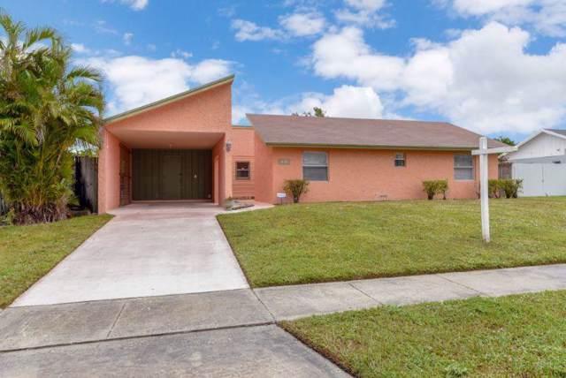 10389 Carmen Lane, Royal Palm Beach, FL 33411 (#RX-10585233) :: Ryan Jennings Group