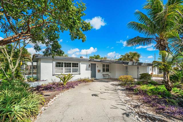 259 SW 2nd Street, Boca Raton, FL 33432 (MLS #RX-10585253) :: The Paiz Group