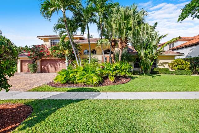 855 Nafa Drive, Boca Raton, FL 33487 (MLS #RX-10585265) :: The Paiz Group