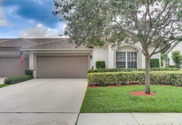 7445 Rockbridge Circle, Lake Worth, FL 33467 (MLS #RX-10585341) :: Berkshire Hathaway HomeServices EWM Realty