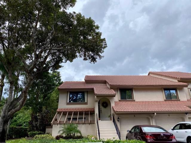 5640 Coach House Circle E, Boca Raton, FL 33486 (MLS #RX-10585404) :: The Paiz Group