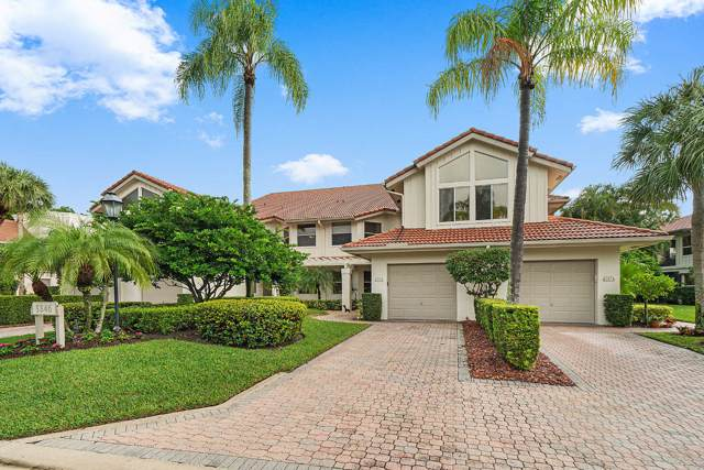 5846 NW 24th Avenue #204, Boca Raton, FL 33496 (#RX-10585433) :: Ryan Jennings Group