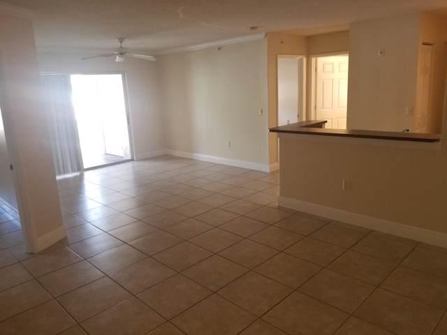 2433 Centergate Drive #205, Miramar, FL 33025 (MLS #RX-10585451) :: Laurie Finkelstein Reader Team