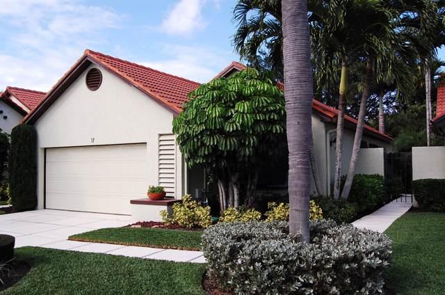 17 Ironwood Way N, Palm Beach Gardens, FL 33418 (#RX-10585487) :: The Reynolds Team/ONE Sotheby's International Realty