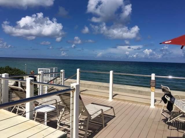 3589 S Ocean Boulevard #6, South Palm Beach, FL 33480 (#RX-10585501) :: The Reynolds Team/ONE Sotheby's International Realty