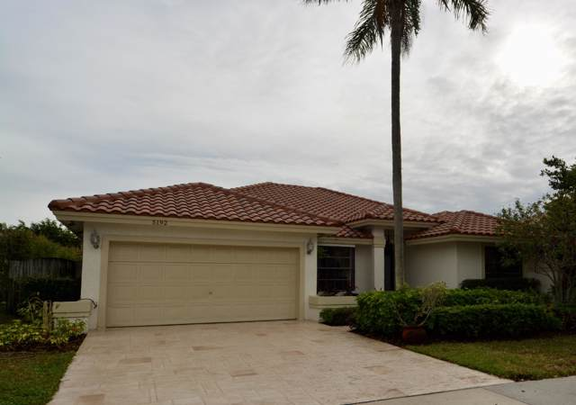 5192 Deerhurst Crescent Circle, Boca Raton, FL 33486 (MLS #RX-10585548) :: Miami Villa Group