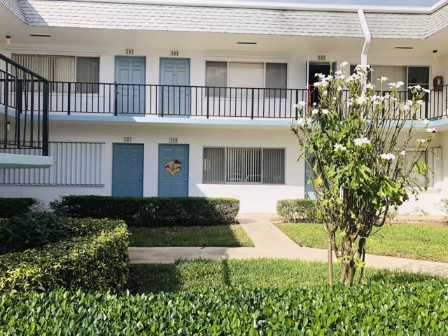 3080 Lake Osborne Drive #108, Lake Worth Beach, FL 33461 (MLS #RX-10585557) :: Miami Villa Group