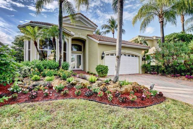 6517 NW 39th Terrace, Boca Raton, FL 33496 (#RX-10585600) :: Ryan Jennings Group