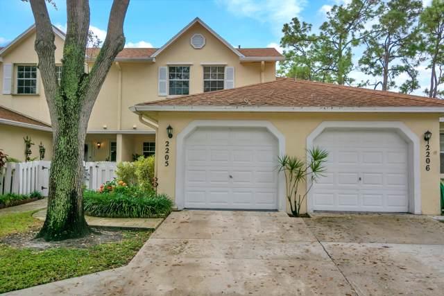 2205 Maplewood Drive, Greenacres, FL 33415 (#RX-10585610) :: Ryan Jennings Group