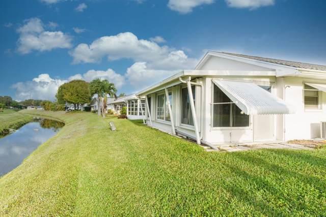 3064 S Meridian Way #3, Palm Beach Gardens, FL 33410 (#RX-10585842) :: Ryan Jennings Group