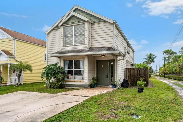 5892 Cassandra Court, West Palm Beach, FL 33415 (#RX-10585872) :: Ryan Jennings Group