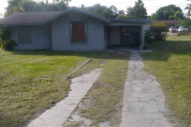 3697 Gulfstream Road, Lake Worth, FL 33461 (#RX-10586097) :: Ryan Jennings Group
