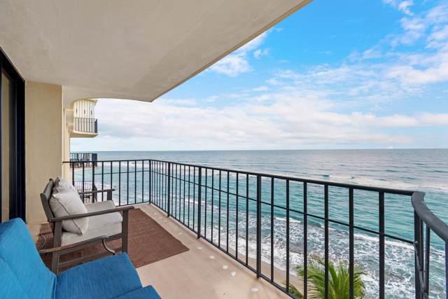 5480 N Ocean Drive A7b, Riviera Beach, FL 33404 (#RX-10586183) :: Ryan Jennings Group