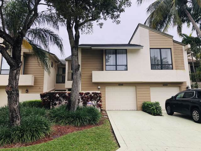 6040 Glendale Drive, Boca Raton, FL 33433 (#RX-10586353) :: Ryan Jennings Group