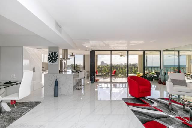 1901 N Ocean Boulevard 5D, Fort Lauderdale, FL 33305 (MLS #RX-10586366) :: Berkshire Hathaway HomeServices EWM Realty