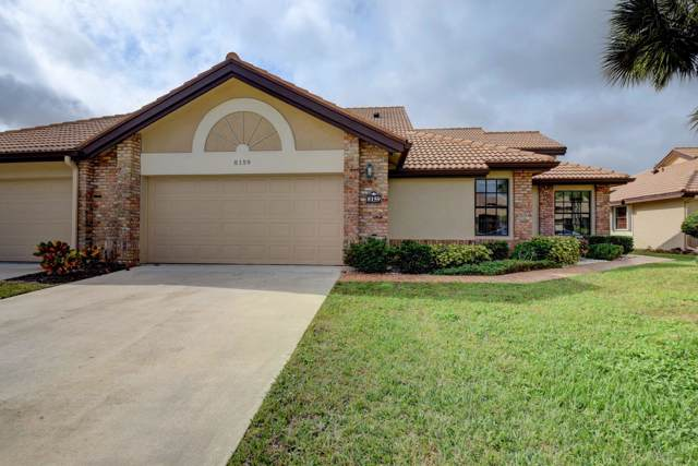 8159 Cassia Drive, Boynton Beach, FL 33472 (#RX-10586371) :: Ryan Jennings Group