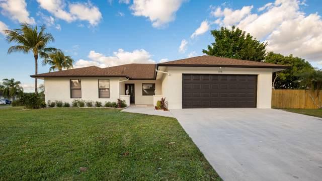 107 Segovia Avenue, Royal Palm Beach, FL 33411 (#RX-10586390) :: Ryan Jennings Group
