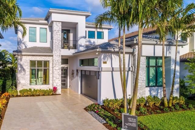 9009 Chauvet Way, Boca Raton, FL 33496 (MLS #RX-10586412) :: Berkshire Hathaway HomeServices EWM Realty
