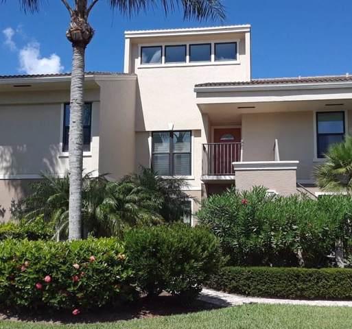 13258 Harbour Ridge Boulevard #5, Palm City, FL 34990 (#RX-10586437) :: Ryan Jennings Group