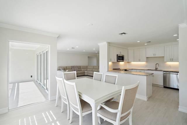 3723 Quail Ridge Drive N Bobwhite C, Boynton Beach, FL 33436 (MLS #RX-10586447) :: Berkshire Hathaway HomeServices EWM Realty