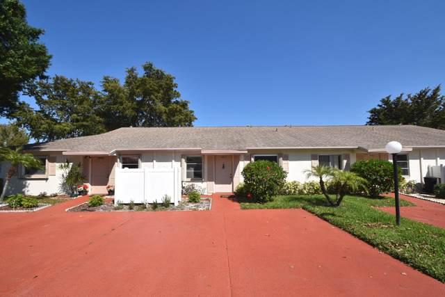 18916 Argosy Drive, Boca Raton, FL 33496 (MLS #RX-10586450) :: Berkshire Hathaway HomeServices EWM Realty