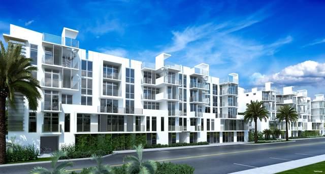 111 SE 1st Avenue #502, Delray Beach, FL 33444 (MLS #RX-10586514) :: Berkshire Hathaway HomeServices EWM Realty