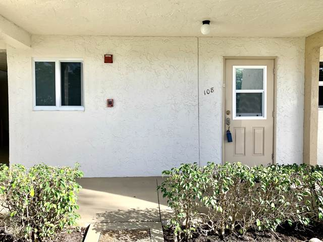 2700 Fiore Way #1080, Delray Beach, FL 33445 (#RX-10586515) :: Ryan Jennings Group