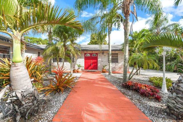 3196 Gulfstream Road, Palm Springs, FL 33461 (#RX-10586559) :: Ryan Jennings Group