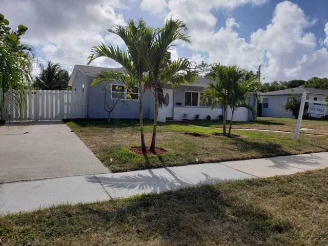 816 Hawthorne Drive, Lake Park, FL 33403 (#RX-10586570) :: Ryan Jennings Group