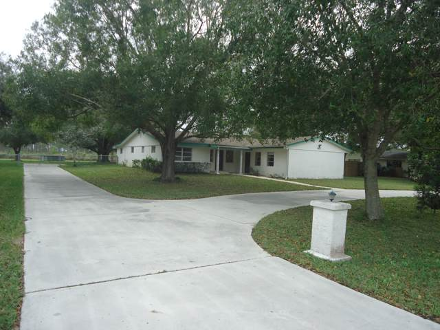 501 E Easy Street, Fort Pierce, FL 34982 (#RX-10586577) :: Ryan Jennings Group