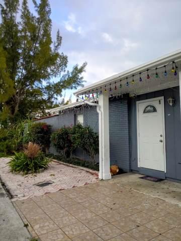1000 S 10th Avenue S #1, Lake Worth Beach, FL 33460 (#RX-10586606) :: Ryan Jennings Group