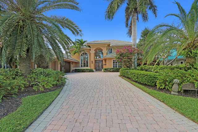 115 Anchorage Drive S, North Palm Beach, FL 33408 (#RX-10586633) :: Ryan Jennings Group