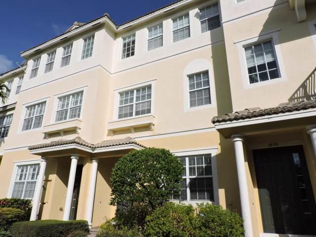 1814 NW 9th Street, Boca Raton, FL 33486 (#RX-10586655) :: Ryan Jennings Group