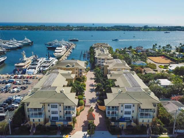 3960 N Flagler Drive #403, West Palm Beach, FL 33407 (#RX-10586677) :: Ryan Jennings Group