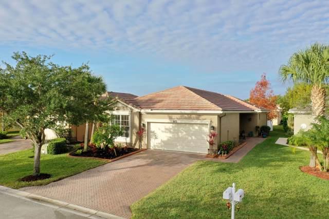 9712 SW Eastbrook Circle, Port Saint Lucie, FL 34987 (#RX-10586833) :: Ryan Jennings Group